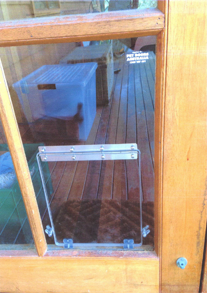 For Small Glass Panes
