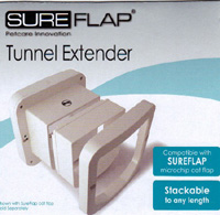 Tunnel Extender for Sure Flap