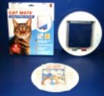 Cat Mate Glass Fitting Cat Door