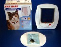 Glass Fitting Electromagnetic Cat Flap