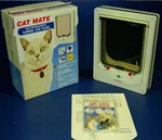 Cat Mate Electromagnetic Large Cat Door