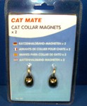 CatMate Cat Collar Magnets